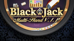blackjack gratis multi-hand VIP