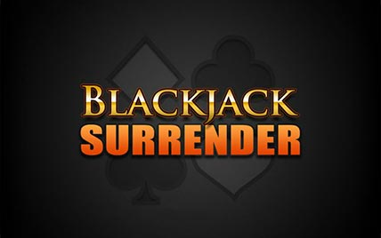 blackjack gratis surrender