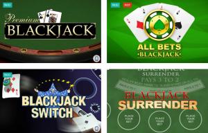 eFortuna blackjack online